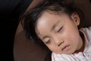 子供の熱中症の危険性