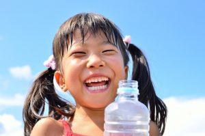 子どもの上手な水分補給の方法