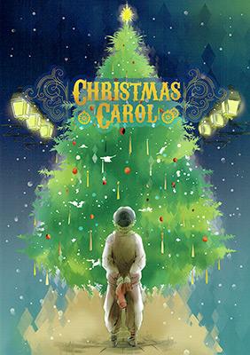 絵本『クリスマスキャロル』