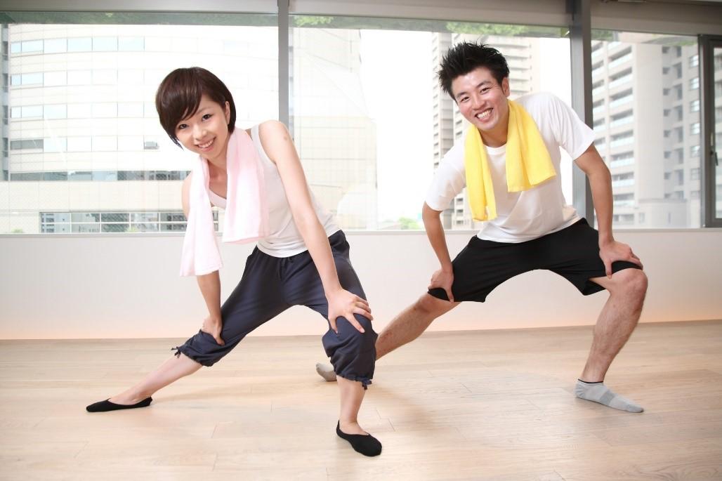 運動は健康にいい